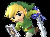 Toon Link/Super Smash Bros.