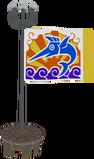 Banderín de Pescador TWW