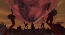 Cuatro Gigantes detienen la Luna MM