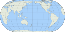 Map projection-Eckert IV