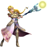 Zelda Bâton Anima HW