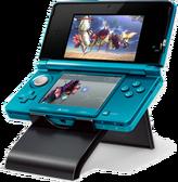 3DS con el Stand