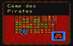 Camp des Pirates