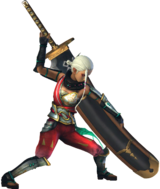 Costume Impa Master Quest