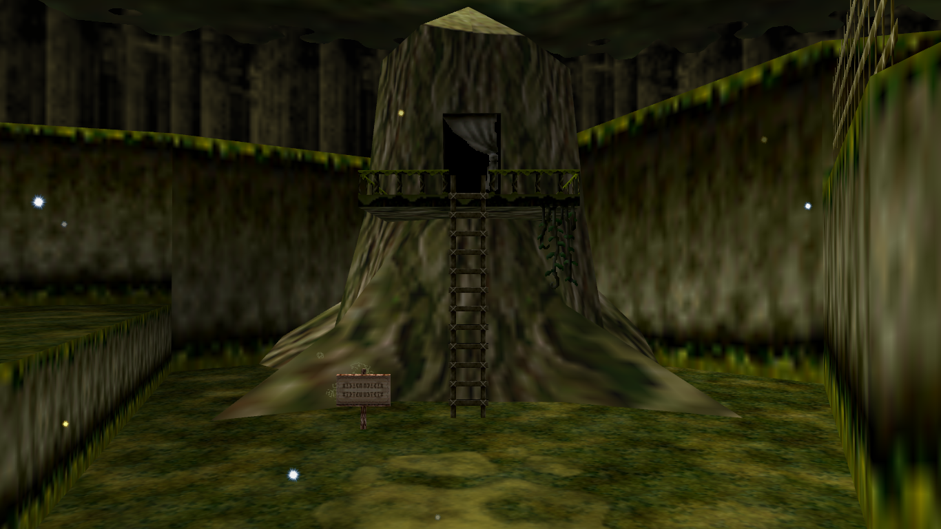 image - link's house (ocarina of time) | zeldapedia | fandom