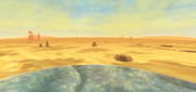 Mar de Arena de Lanayru SS
