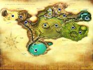 Oot-Fuente Zora en el mapa