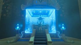 Santuario de Yamiva (cámara) BotW
