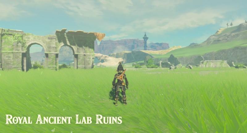 Royal Ancient Lab Ruins | Zeldapedia | FANDOM powered by Wikia