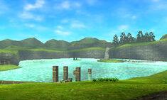 Lago Hylia OoT3D