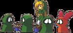 Link et des subrosiens