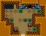 Puerta de la Cueva de la Sirena (presente) OoA