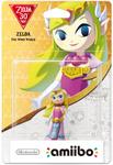 Zelda TWW amiibo Blister