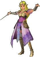 Zelda costume mers HWL