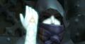 Zelda muestra Trifuerza de la Sabiduría TP
