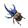 Breath of the Wild Bugs (Rhino Beetles) Bladed Rhino Beetle (Icon).png