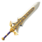 Breath of the Wild Royal Equipment Royal Claymore (Icon)