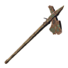 Breath of the Wild Rusty Equipment Rusty Halberd (Icon)