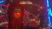 Calamity Ganon face