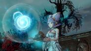 Hyrule Warriors Book of Sorcery Sorceress Tome (Victory Cutscene O)