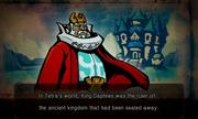 Hyrule Warriors Legends Wind Waker - The Search for Cia King Daphnes & Hyrule Castle (Stylized Cutscene)