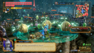 Hyrule Warriors Spear Deku Tree Sprout's Magic Circle