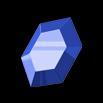 Icône Rubis Bleu TWW