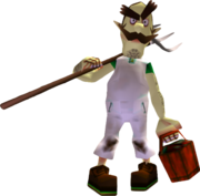 Ingo (Ocarina of Time)