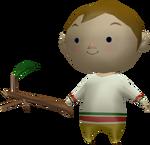 Joel figurine
