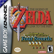 The Legend of Zelda - A Link to the Past & Four Swords (North America)