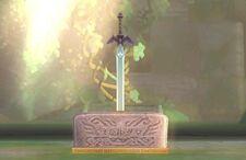 Espada Maestra Templo Presidio SS
