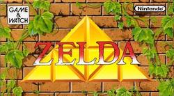 Game & Watch - Zelda