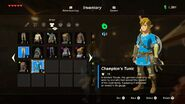 Link Wearing Champion's Tunic