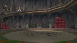 Interior Isla Dragón TWW