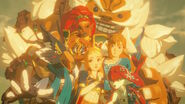 Picture of the Champions (Breath of the Wild)