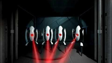 Portal 2 Ending Credits (Español) HD
