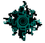 Portal Crepuscular azul
