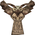 Activated Owl Statue (Majora's Mask).png