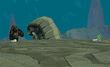 Ganondorf face à Link TWW