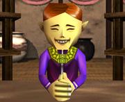 Happy Mask Salesman (Ocarina of Time)