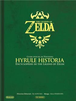 Hyrule Historia FR
