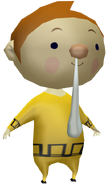 Jill figurine
