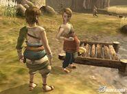 Juli y Link captura