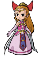 Princesse Zelda (Four Swords)