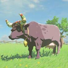 Vaca de Hatelia BotW