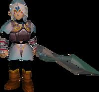 Link Fiera Deidad en 3D