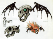 Twilight Princess Artwork Bubble & Red Bubble (Concept Artwork - Hyrule Historia)
