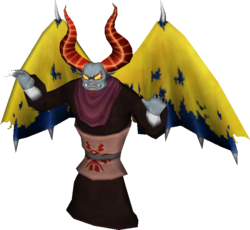Demonio Batolo de Skyward Sword
