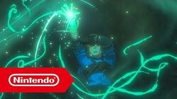 La secuela de The Legend of Zelda Breath of the Wild - Primer tráiler