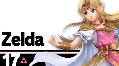 17 Zelda – Super Smash Bros. Ultimate